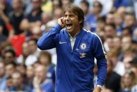 Conte: Chelsea don't deserve to be among Premier League faves