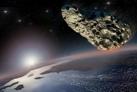 К Земле летит крупнейший астероид