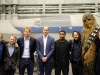 Prince William and Harry will appear in 'Star Wars: The Last Jedi'