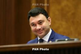 EAEU membership row between Armenia's RPA and Yelk continues