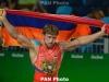 Борец Алексанян завоевал золото на чемпионате мира в Париже