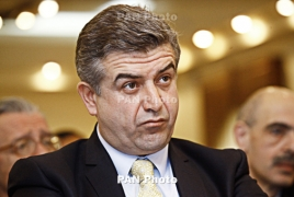 Armenia committed to new deal with EU, PM Karapetyan says