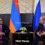 Armenian, Russian presidents to talk Karabakh in Sochi