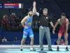 Ըմբշամարտի ԱԱ. Կարեն Ասլանյանը 7:1 հաշվով հաղթել է ադրբեջանցի մարզիկին