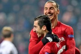 Zlatan Ibrahimovic: This season will be the season of Henrikh Mkhitaryan
