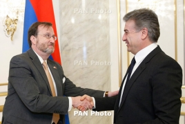 U.S. hails Armenia's efforts in fighting corruption