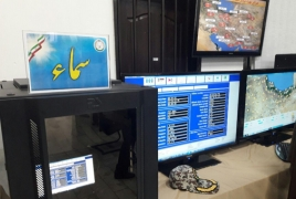 Iran unveils four anti-aircraft systems
