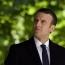 Macron announces Mideast trip to push peace process