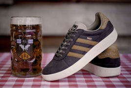 Adidas to debut beer-proof shoes for Oktoberfest