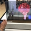 Panasonic представил прозрачный OLED-телевизор