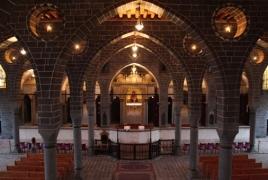 Photos reveal desecration of Armenian church in Turkey