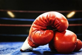 Немецкий боксер из Армении удостоен звания «Честного игрока» на ЧМ