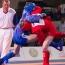 Armenia's Vachik Vardanyan wins International Sambo Tournament