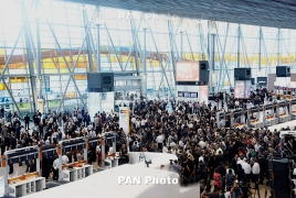 Passenger traffic grows 25.4% in Armenian airports