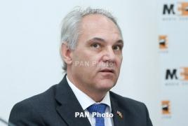 German envoy talks Armenian Genocide recognition, Karabakh