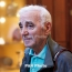 French-Armenian legend Charles Aznavour returns to Israel for concert