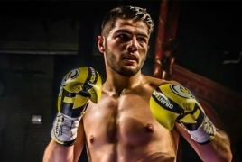 Undefeated Erik Bazinyan picks up victory at Montreal's Tohu