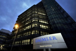 Daimler to offer electric version of every Mercedes model 'by 2022'