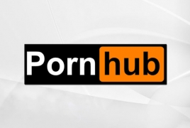 Armenians' PornHub visits from smartphones grew 65% in 2016