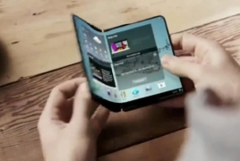 Samsung to launch foldable smartphone next year