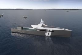 Rolls-Royce plans to build eco-friendly autonomous patrol ships