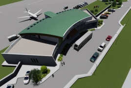 New airport in Armenia's south to open in 2018