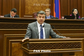 Armenia PM says more flights coming to Gyumri in October