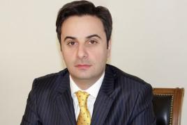 Armenia civil aviation chief heads to Germany for Lufthansa talks