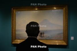 «Արարում». Այվազովսկու ծննդյան 200-ամյակին նվիրված ցուցահանդեսը բացվել է