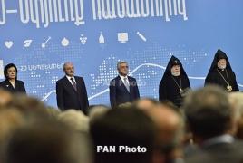 Президент РА: Народ Карабаха имеет право свободно, независимо и безопасно жить в собственной стране