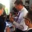 U.S. Congressman David Valadao visits Karabakh