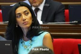 Զեկույց. Կանայք ՀՀ ԱԺ պատգամավորների 18%-ն են կազմում