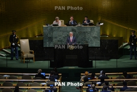 Armenia to submit new initiative on genocides to UN