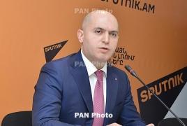 Ашотян: Мы в Баку, чтобы не допустить антиармянской риторики на мероприятии с участием европейцев