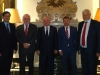 Հայաստանի ԱԳ նախարարը հանդիպել է ԵԱՀԿ ՄԽ համանախագահներին