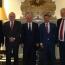 Armenian foreign minister, OSCE envoys talk Karabakh in New York