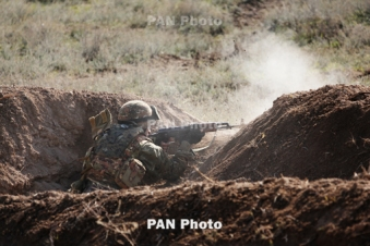 4000 shots fired by Azerbaijan in ceasefire violations over past week