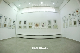 Armenian artist wins Talent award at Cannes contemporary art exhibition
