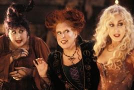 Disney's 'Hocus Pocus' remake returning as a TV movie