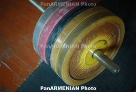 Armenian lifters banned from World championships over doping scandal