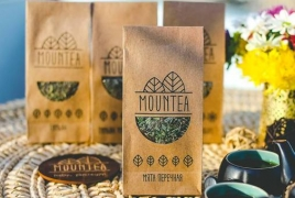 Armenia's Mountea starts herbal tea exports, hopes to expand soon