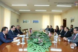 Armenia-U.S. relations in limelight of meeting in Yerevan