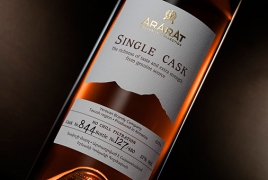 ARARAT Single Cask: The shortest path from the cask to the glass