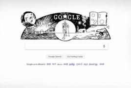 Google honors Fridtjof Nansen - a friend of Armenians