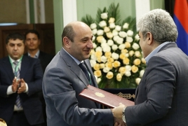 Armenia, Iran agree to cooperate in nanotechnology sector