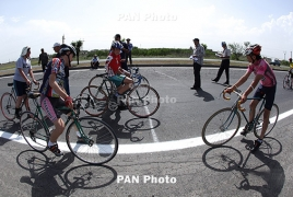Armenian cyclist Edgar Stepanyan readies for European Championships