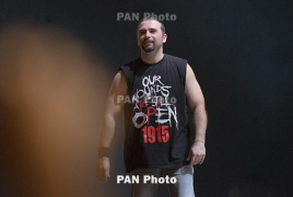 SOAD drummer John Dolmayan's project to feature Serj Tankian vocals