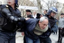 В ПАСЕ приняли резолюцию, критически оценивающую ситуацию с правами человека в Азербайджане