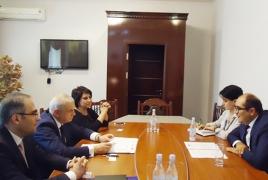 Armenia may host inaugural International Delphic Games