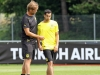Mkhitaryan, Klopp exchange compliments ahead of Anfield clash